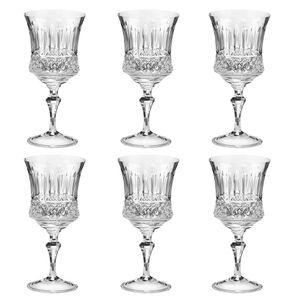Jogo de 6 Taças em Cristal Strauss Vinho Tinto 360ml - 119.602.069
