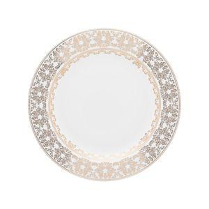 Conjunto de 06 pratos rasos 28 cm Strauss Lumière