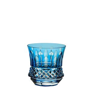 Copo de Cristal Strauss On The Rocks 325ml - Azul Claro - 131.160.069.016